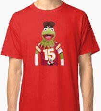Kermit Mahomes Meme Classic T-Shirt