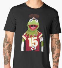 Kermit Mahomes Meme Men's Premium T-Shirt