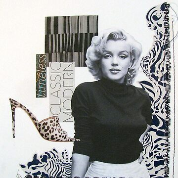 Timeless Marilyn by collageDP
