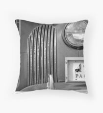 My, How Things Have Changed Throw Pillow
