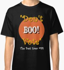 Halloween College Student Voter Special Classic T-Shirt