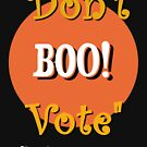 Halloween College Student Voter Special by jackmanlana