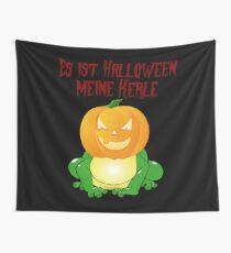 Es ist Mittwoch meine Kerle Halloween Wandbehang