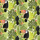 Toucan Jungle by michaelzindell