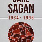 CARL SAGAN - Mars by Hydrogene