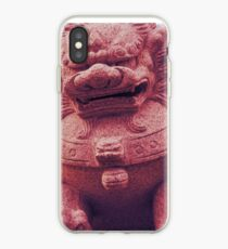 RED DOG iPhone Case