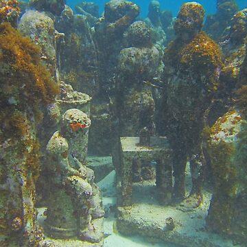 Amazing Underwater Scenes by Johnhalifax