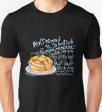 Banana Pancakes Unisex T-Shirt