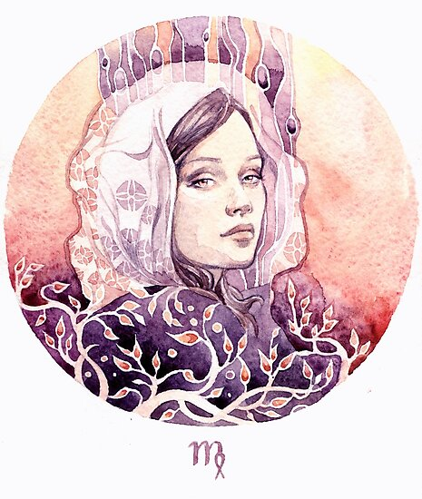 - Bella Virgo - by Losenko  Mila