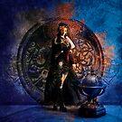 Captain Persephone Blue by Aimee Stewart