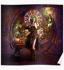 Captain Persephone Poster