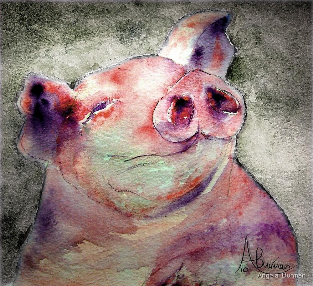 Truffles by Angela  Burman