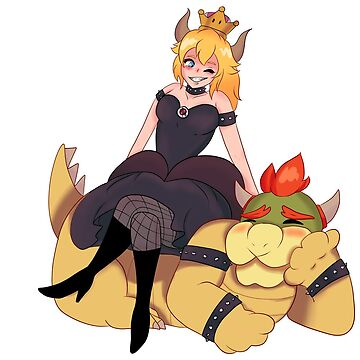 Bowsette- Cuties! by o0SpiderCat0o