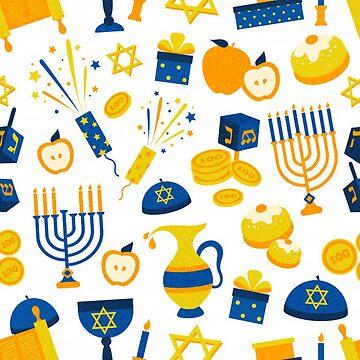 Happy Hanukkah by pugmom4