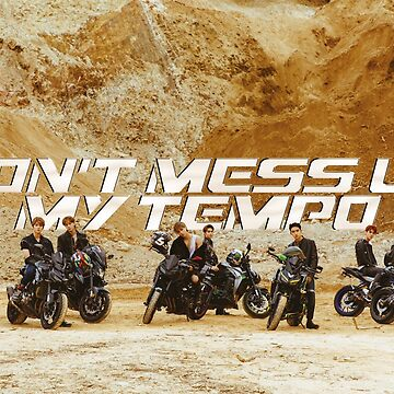 EXO - Don't Mess Up My Tempo (Group) by Red-One48