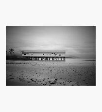 Old Sugar Wharf Photographic Print