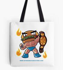 BTW - Jimmy Cheeseburger Tote Bag