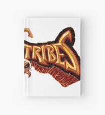 Battle Tribes Sword Logo  Hardcover Journal