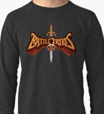 Battle Tribes Sword Logo  Lightweight Sweatshirt