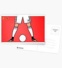 Cristiano Postcards