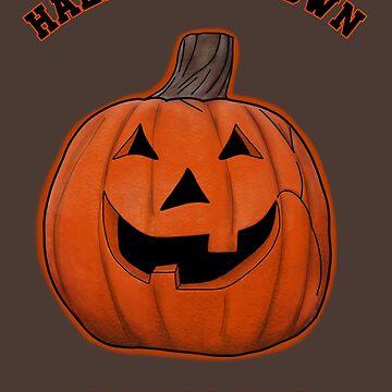 Halloweentown University by retr0babe