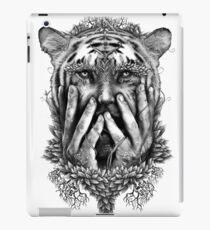 Half-man, Half-Leopard Mutant Jungle King iPad Case/Skin