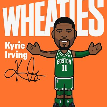 Kyrie Irving Wheaties Box by 23jd45