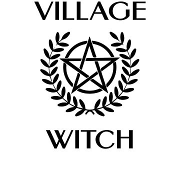 Village Witch by TeeTimeGuys