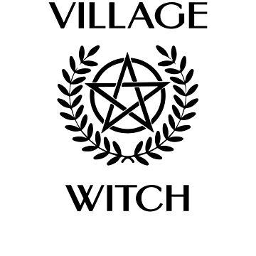 Village Witch by TeeTimeGuys