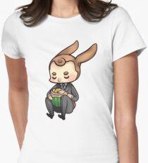 buncroft Women's Fitted T-Shirt