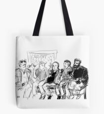 Kreeps with Kids Tote Bag