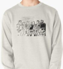 Kreeps with Kids Pullover Sweatshirt