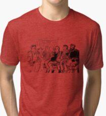Kreeps with Kids Tri-blend T-Shirt