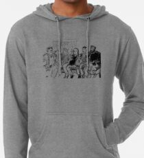 Kreeps with Kids Lightweight Hoodie