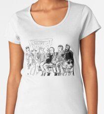 Kreeps with Kids Women's Premium T-Shirt