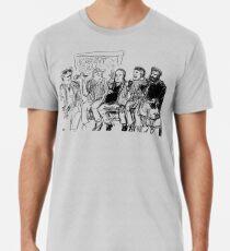 Kreeps with Kids Men's Premium T-Shirt