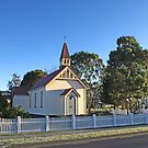 Little Chapel Not On The Prairie by TomRaven