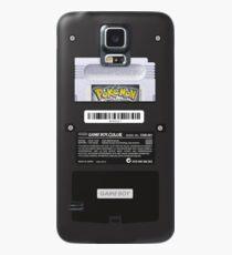 Schwarz Gameboy Color - Silberpatrone Hülle & Skin für Samsung Galaxy