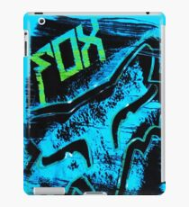 Foxx iPad Case/Skin