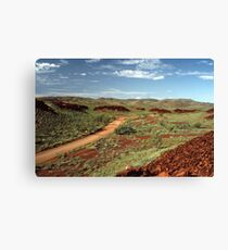 The Pilbara Canvas Print