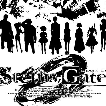 Steins;Gate 0: Infinite World Lines | Low Cost Anime Merchandise by Qrio