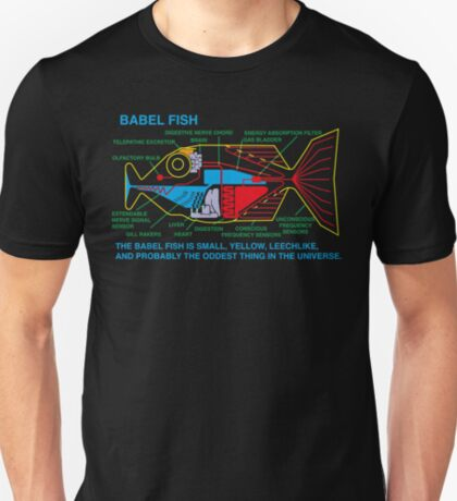 NDVH Babel Fish T-Shirt