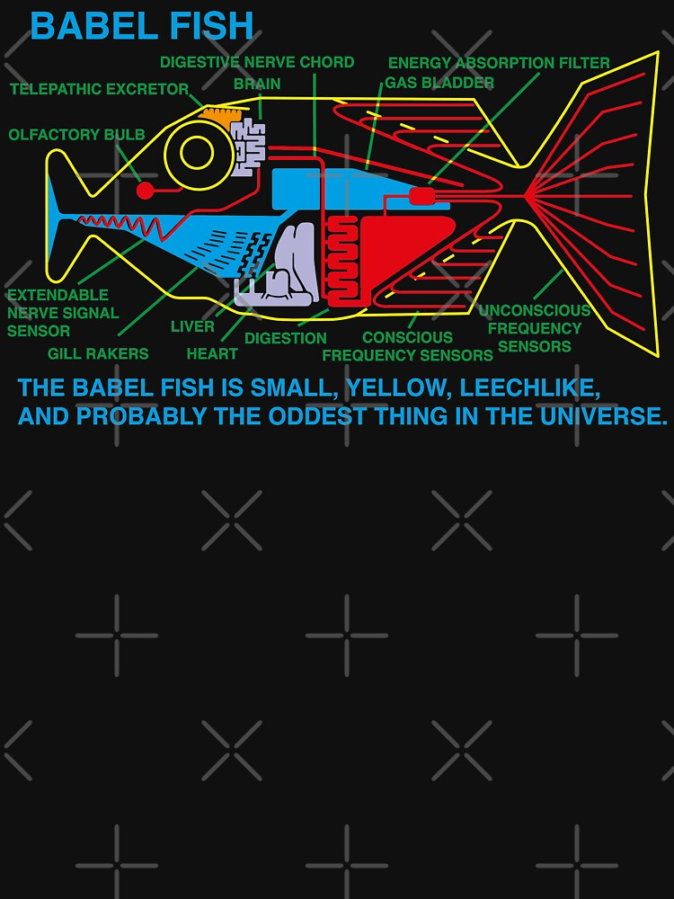 NDVH Babel Fish by nikhorne