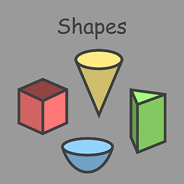 Simple Shapes by TatsuyoDragneel