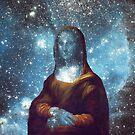 Stardust Mona Lisa by Paula Belle Flores