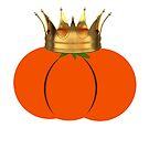 Pumpkin King by Denise Abé