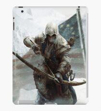 Vinilo o funda para iPad Connor Assassin America