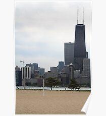 Chicago....Lake Shore Drive... Poster