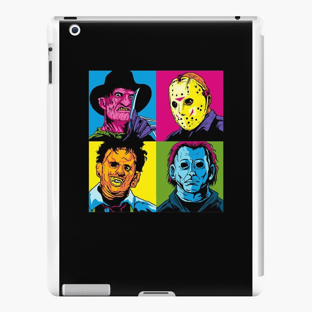 POP HORROR iPad Cases & Skins
