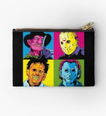 POP HORROR Zipper Pouch